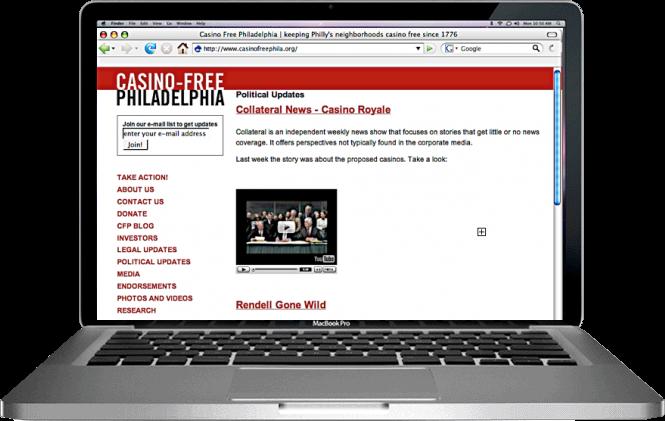 Casino Free Philadelphia Website